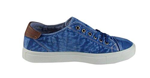 Low #Blue-Wave-Sneaker