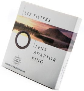 Lee Filters 49 W/A Adapter Ring by Lee Filters