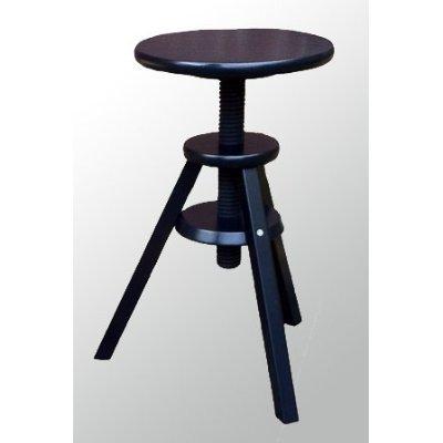 Sgabelli Regolabili In Altezza Ikea.Ikea Sgabello Girevole Regolabile In Altezza 43 58 Cm