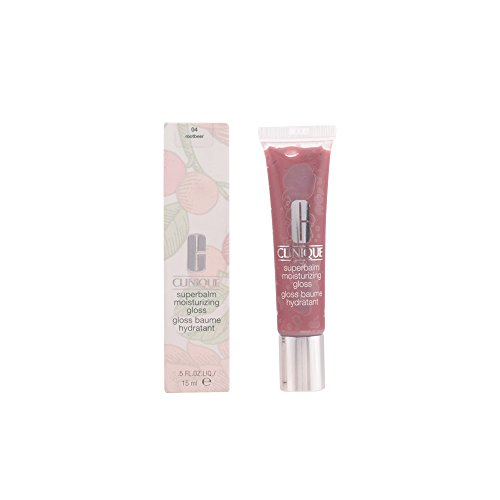 Clinique Superbalm Moisturizing Gloss 04 Rootbeer, 0.5oz, (Superbalm Moisturizing Gloss)
