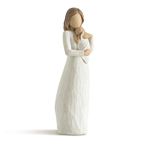 Willow Tree Angel of Mine, sculpted hand-painted figure