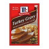 McCormick Turkey Gravy Mix 0.87 oz ( Pack of 24)