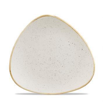 Triangle Plate Teller Farbe w/ählbar Durchmesser CHURCHILL Stonecast Antique Taube /Ø19,2cm