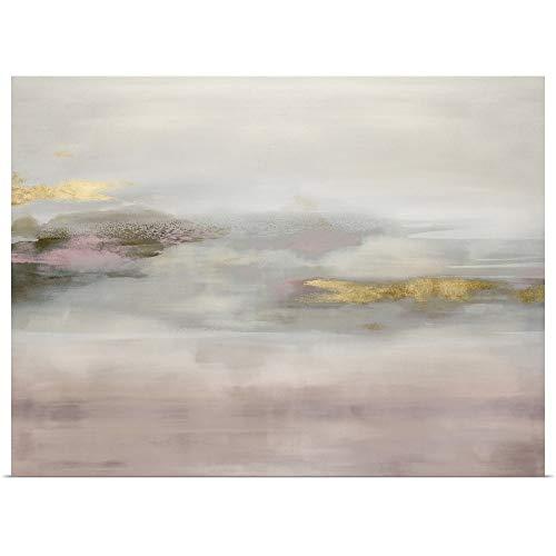 Art Blush - Great Big Canvas Poster Print Entitled Suspend in Blush by Rachel Springer 48