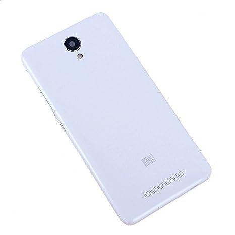 PREVOA ® 丨 Xiaomi Redmi NOTE 2 Funda - Original Batería Funda Reemplazo Cover Case Protictive Carcasa para Xiaomi Redmi NOTE 2 Smartphone 5,5 Pulgadas ...