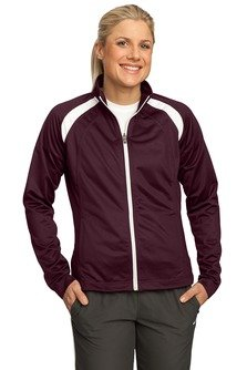 Sport-Tek ® Ladies Tricot Track Jacket. LST90