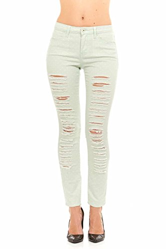 destroyed-ripped-polka-dot-pants-by-red-jeans