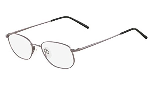 Flexon Flexon 600 Eyeglasses 033 Gunmetal Demo 54 18 145 from Flexon