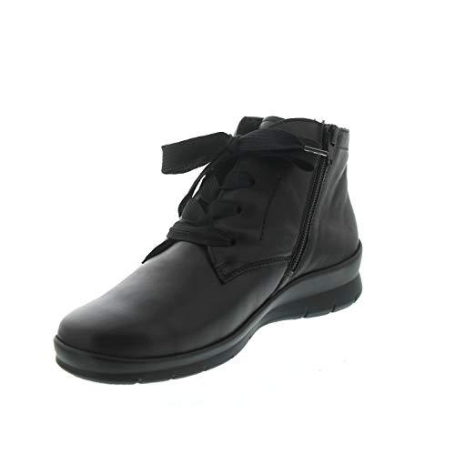 Bottes stf X10156012 Femmes 001 Semler 001 Xenia schwarz Noir qP4Hn5wZWT