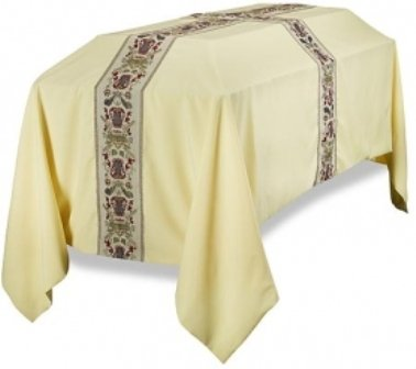 Coronation Cover (Cambridge Coronation Funeral Pall, 8 wide x 12' Long)