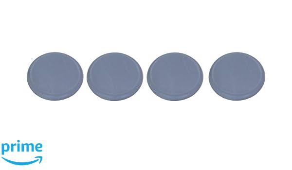 Glisdome - Discos redondos para mover muebles y elementos pesados (60 mm): Amazon.es: Industria, empresas y ciencia