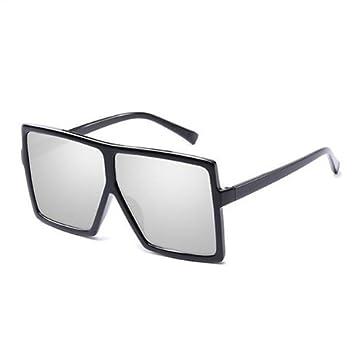 GGSSYY Gafas de sol sin montura de gran tamaño Square Big ...