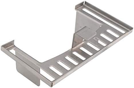 VILSTEIN Ablaufgitter aus Metall für Duschrinnen VS-DB01/02/03 Serie Edelstahl