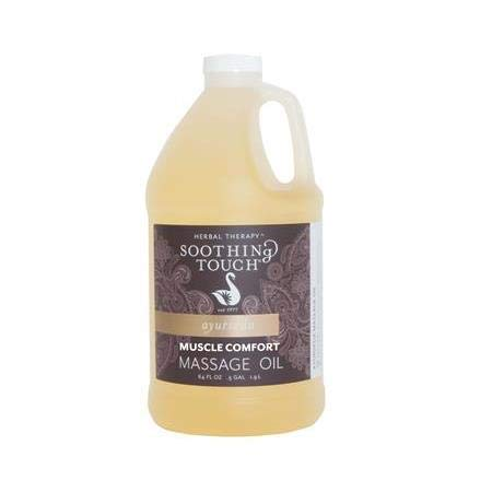 - Soothing Touch Muscle Comfort Oil, 1/2 Gallon (64 Oz)