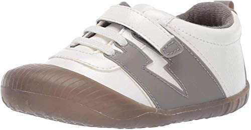 Ro Me By Robeez Boys Alex Athletic Sneaker Crib Shoe Grey 12 18 Months Buy Online At Best Price In Uae Amazon Ae