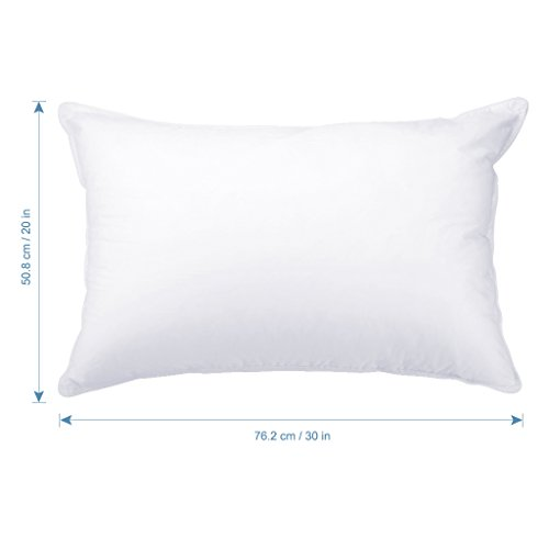 LANGRIA Luxury Hotel assortment Bed Pillows