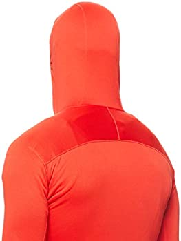 adidas TERREX Tracerocker Hooded Fleece Jacket Orange