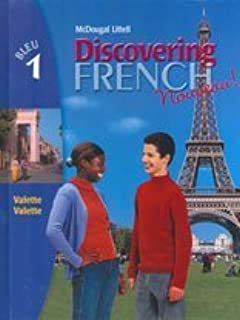 Amazon discovering french nouveau rouge 3 workbook discovering french nouveau student edition level 1 2004 english and french edition fandeluxe Images