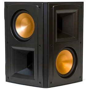 Klipsch RS-62 II Reference Series Surround Speaker - Each (Black) by Klipsch