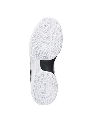 Nike Air Zoom Hyperace Volleybalschoenen Wolf Grijs / Volt / Zwart