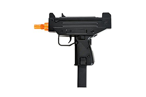 Double Eagle Micro UZI SMG Spring Airsoft Gun (Black)