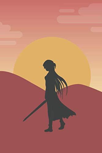Anime: 6x9 lined notebook for anime, manga, cosplay, japan, hero lovers