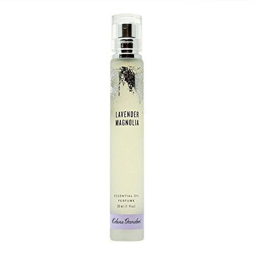 (Lavender Magnolia Natural Perfume by Edens Garden)