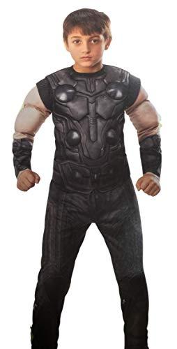 Small Thor Infinity Wars Costume, Halloween, Birthday Present Pajamas