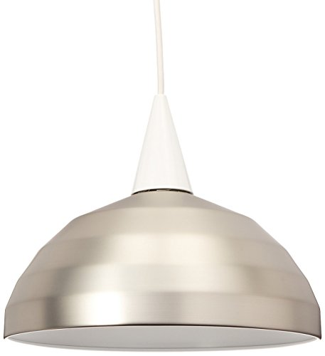 WAC Lighting LTK-F4-404BN/WT Felis Line Voltage Track Pendant, White