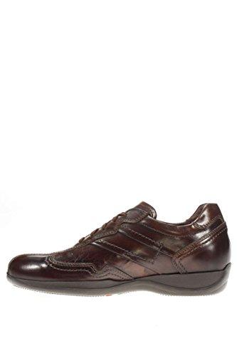 A604322U-304.Sneaker in pelle.Porcino.42