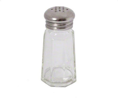 American Metalcraft (PNS13) 1 oz Mushroom Cap Salt/Pepper Shaker