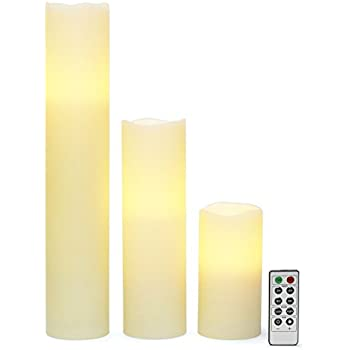 Amazon.com: Everlasting Glow LED Indoor/Outdoor Candle