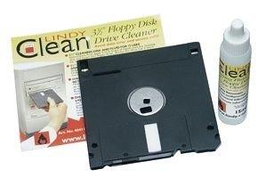 USB Floppy Drive Cleaner