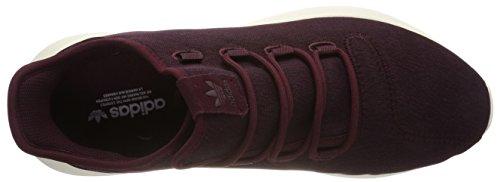 Granat Donna da 000 adidas W Rosso Shadow Ginnastica Tubular Casbla Granat Scarpe YqYpf8wS