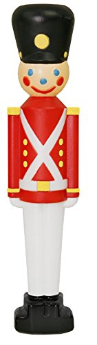 - Lighted, Light Up, Christmas Indoor/Outdoor Yard or Lawn Decorations (Toy Soldier)