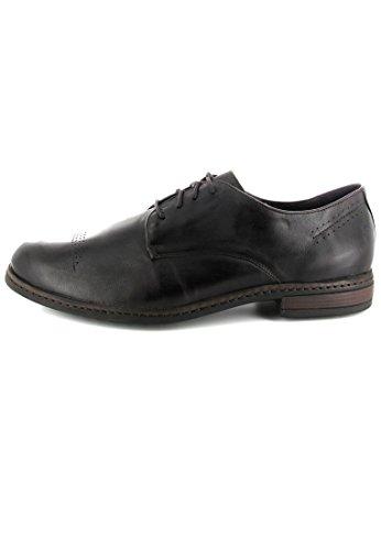 JOSEF SEIBEL - Kevin 03 - Herren Halbschuhe - Braun Schuhe in Übergrößen
