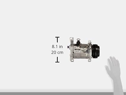 amazon denso 471 0316 new pressor with clutch automotive 1 Ton Lowering Kit