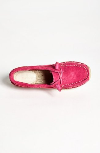Sperry Mujeres Espadrille Flats Talla 10 M 9524919 Ao Caribbean Suede