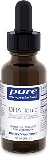 Cheap Pure Encapsulations – DHA Liquid – Vegetarian DHA Liquid for Children and Adults – 30 ml (1 fl oz)