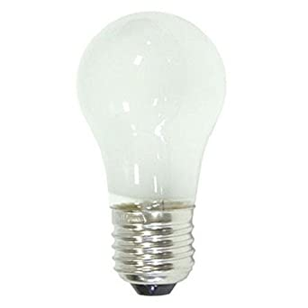 refrigerator light bulb. whirlpool round fridge freezer lamp / refrigerator light bulb (e27 40w) n