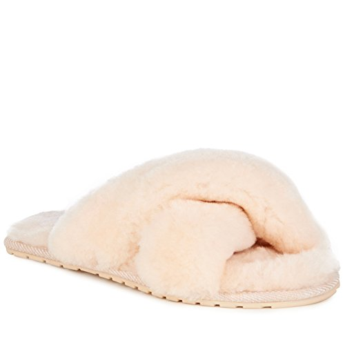 Price comparison product image EMU Australia Womens Slippers Mayberry Sheepskin Slipper Size 7