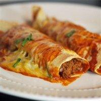 Today Gourmet - Beef Enchiladas (12 - 7oz Enchiladas)