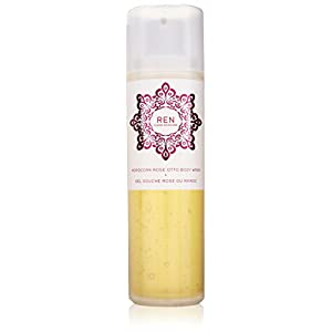 Ren Moroccan Rose Otto Body Wash, 6.8 Fluid Ounce