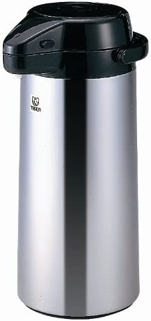 B009K3D3CA Tiger Corporation PXQ-1901 Air Pump Dispenser, 1.9-Liter/64.2-Ounce, Mirror Finish 31oRk61UCWL