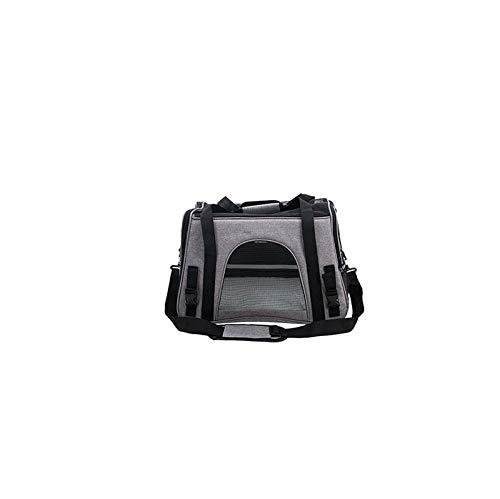 G  Nasterappou Portable cat Bag Travel Bag, Small Dog cat gabbia Dog Bag pet Bag Backpack Viaggio non è  uso (Colore: G )