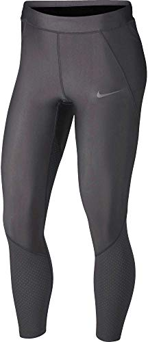 NIKE Women's Speed Cool 7/8 Running Tights (Gunsmoke, X-Small) by NIKE (Image #1)
