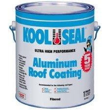 KST COATING KOOL SEAL 20 496 1 ALUMINUM ROOF COATING