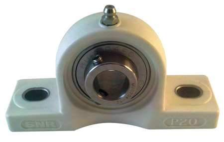 (Pillow Block Bearing, Ball, 3/4