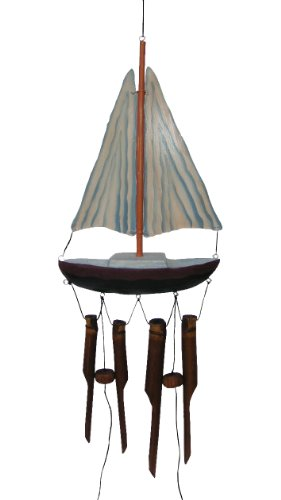 Cheap Cohasset 159 Sail Boat Wind Chime