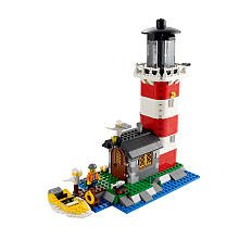 Lego Creator Lighthouse Island 5770 by LEGO
